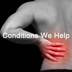 Conditions We Help