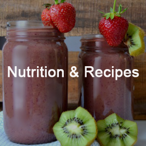 Nutrition and Recipes