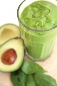 Snickerdoodle Green Smoothie - Rabbit Food For My Bunny Teeth