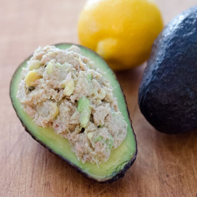 Avocado Tuna Salad from cookeatpaleo.com